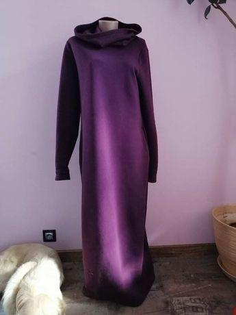 Деми макси платье французский трикотаж garne exclusive 48 50 52 54