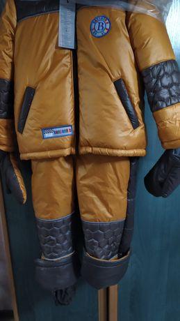 Новый зимний костюм дешево