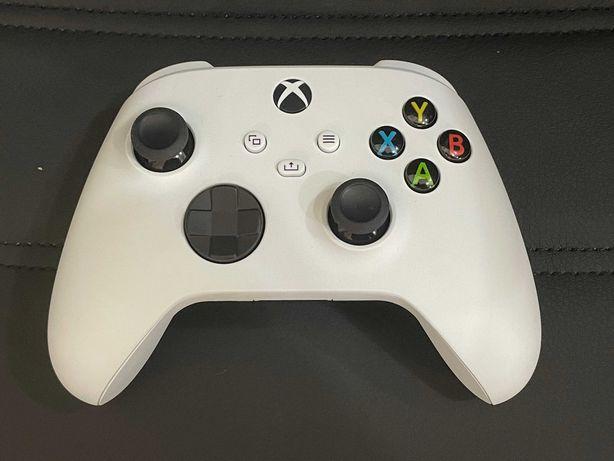 Oryginalny Pad Kontroler MICROSOFT XBOX Series X S Biały ONE