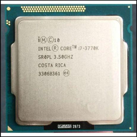 Процессор Intel Core i7-3770K Коста-Рика