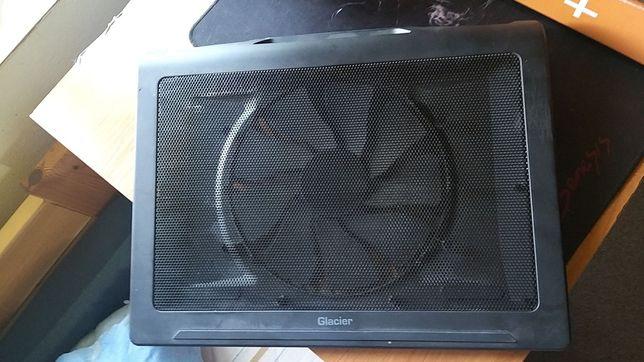 Chłodzenie laptopowe/Podkładka pod laptopa SilentiumPC Glacier NC400