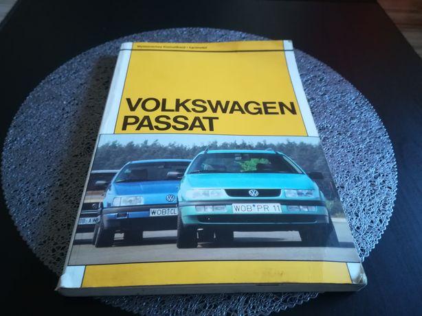 Instrukcja książka VW Passat od 1988 r.