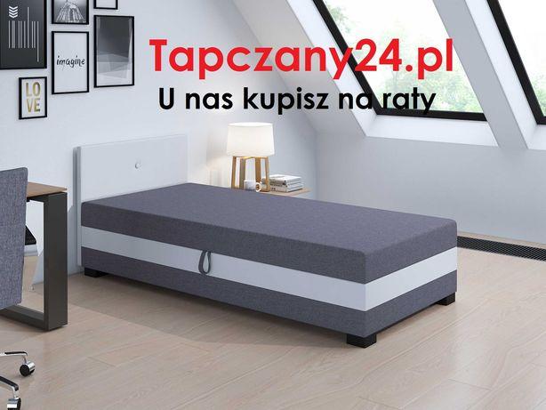 Łóżko Tapczan jednoosobowy młodzieżowy dziecięcy do spania 80/90/100