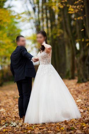 Suknia Ślubna z kolekcji Ambrosia