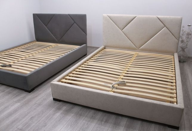 Ліжко,ліжко велюр, кровать велюр,двоспальне ліжко,двухспальная кровать