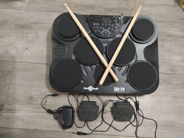 Perkusja elektroniczna na gwarancji