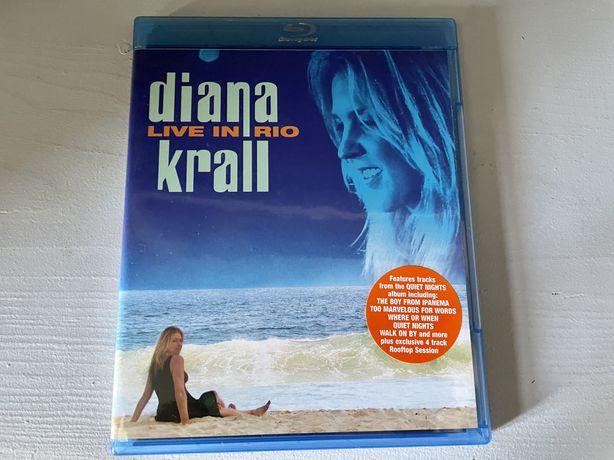 Krall Diana: Live In Rio BluRay