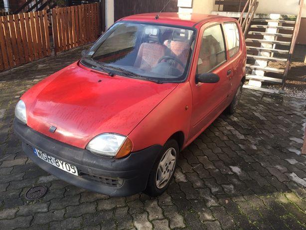 Fiat seicento 0,9 99r super stan techniczny
