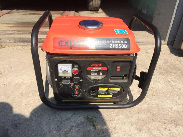 Генератор бензиновый 2-х тактный Expert ZH950B 750Вт В ОТЛ СОСТОЯНИИ!