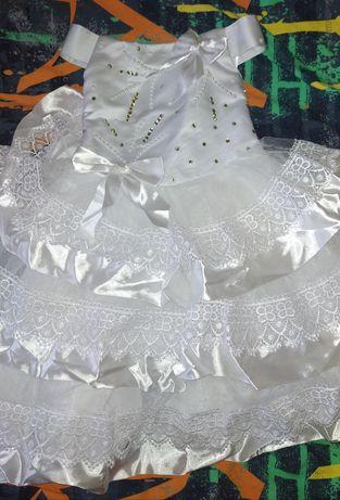 Выпускное платье Б/у