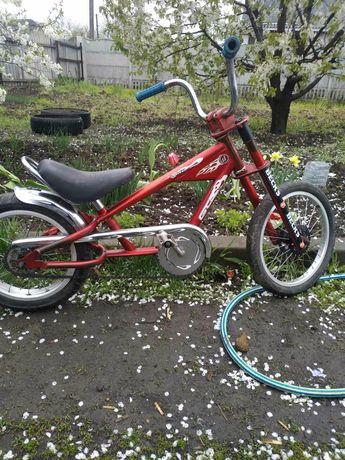 Продам велосипед,чопер в хорошем техсостоянии,