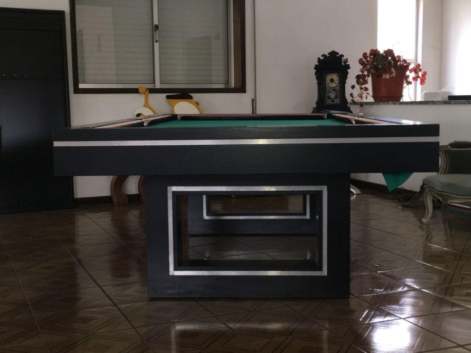 Bilhar / Snooker Moderno - Visite a nossa fábrica Sarzedas - imagem 1