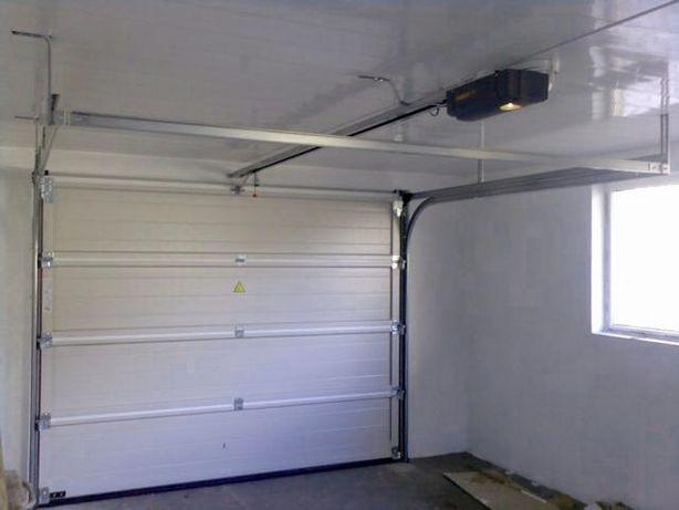 Автоматика для гаражных, секционных ворот, ролет, монтаж, ремонт.