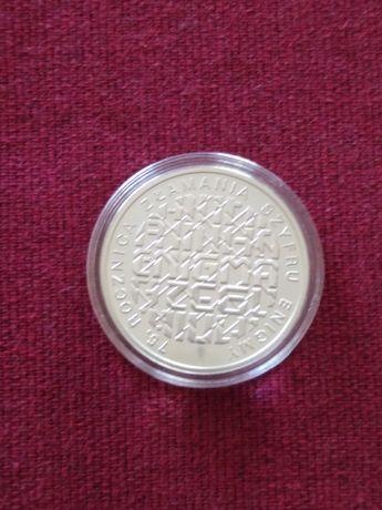 Moneta srebrna 10 zł 75.rocznica złamania szyfru Enigmy