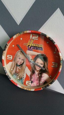 Zegar dziecięcy na ścianę