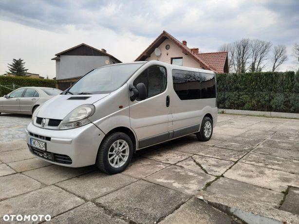 Renault Trafic 1,9DCI KLIMA 9os. doinwestowany