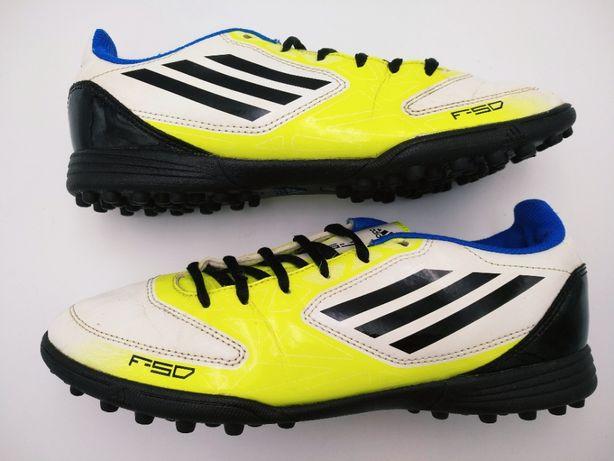 Сороконожки Футзалки Adidas F5 оригинал Германия