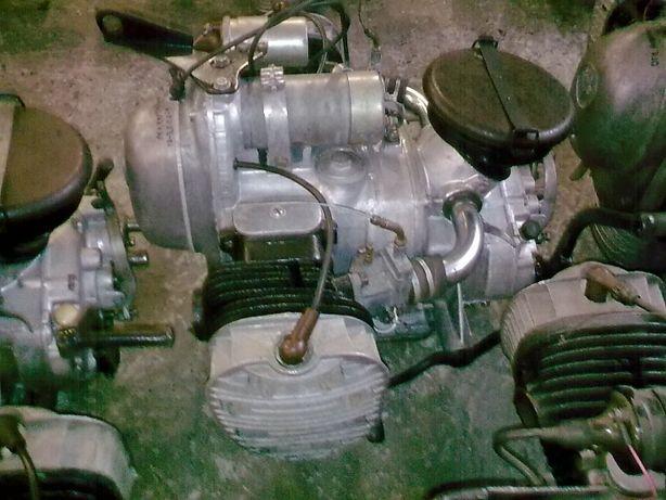 Днепр бак двигатель МТ(Урал мотор М72 колесо)К-750 мост вилка иж