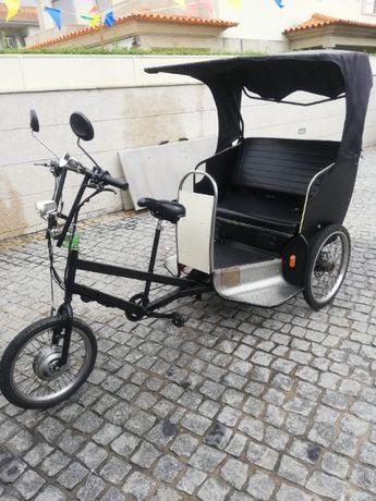 Bicicleta tipo Tuc Tuc