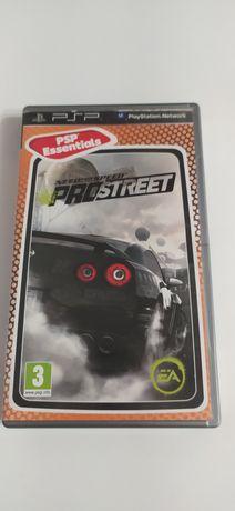 PSP gra Need For Speed ProStreet Polskie wydanie