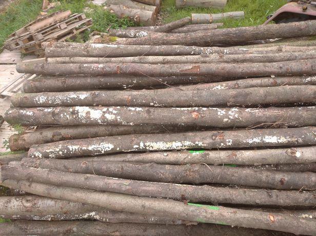 Słupki ogrodzeniowe, paliki, kołki