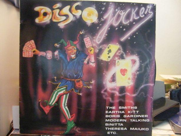 Disco de vinil - Disco Jocker