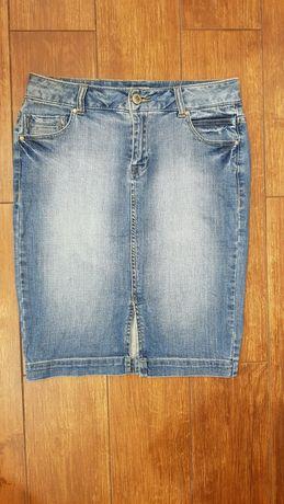 Spódnica jeansowa Reserved 38