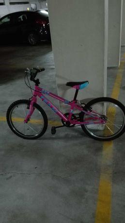 Bicicleta roda 20 como nova!
