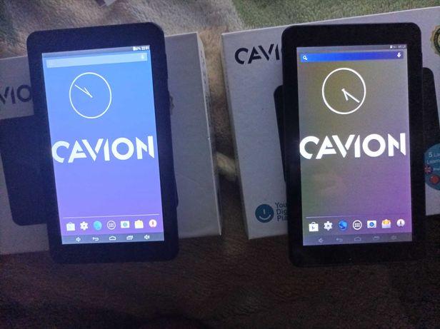 2 tablety cavion