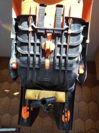 Велокресло bellelli tiger 22 кг