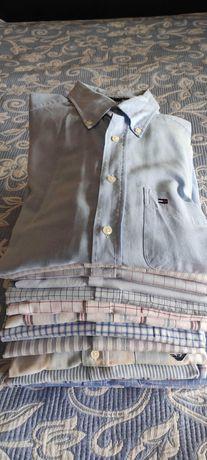 Camisas várias marcas - desportivas e clássicas