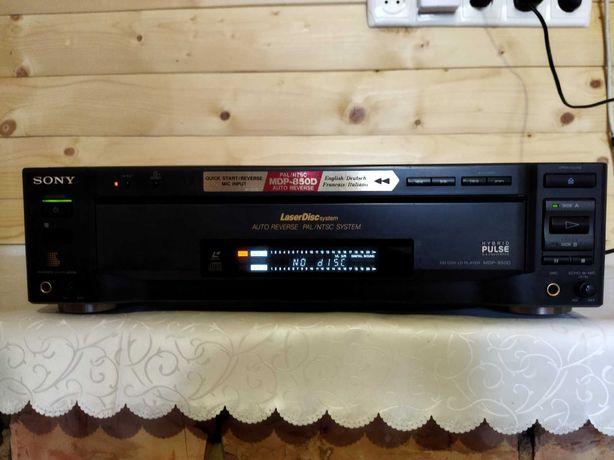 Продається  SONY CD CDV LD PLAYER MDP -850D!