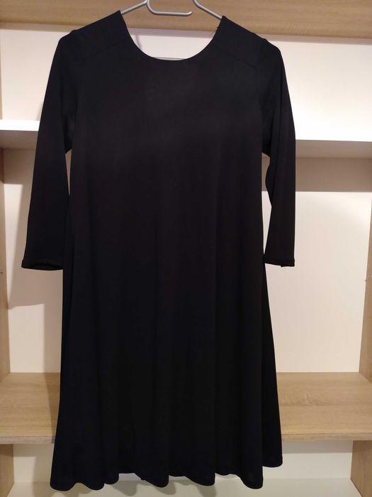 Czarna Sukienka, rozmiar S Lubawa - image 1