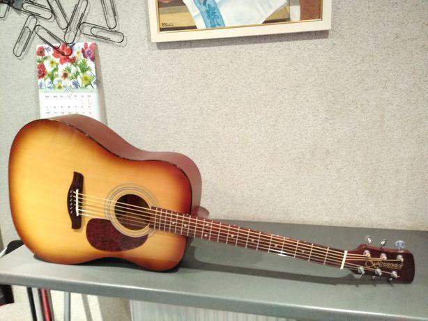 Piękna gitara akustyczna Brunswick BD200SB Genialne brzmienie !!