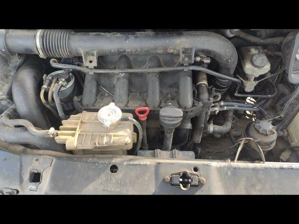 Двигатель Mercedes W638 2.2 CDi Турбина Форсунки ГУР Стартер МКПП