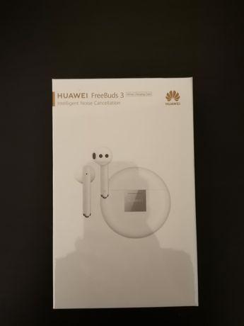 HUAWEI Freebuds 3. Fabrycznie nowe. W folii. Polska dystrybucja