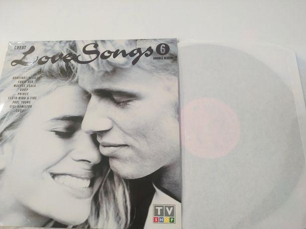 Płyta winylowa: Love Songs 6 (Sade, Prince) - 2LP