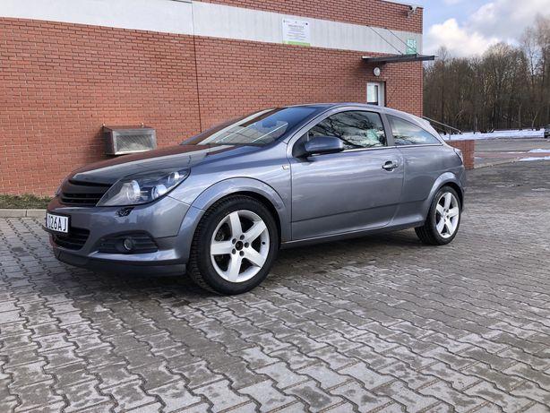 Opel astra H GTC 2.0T 200km