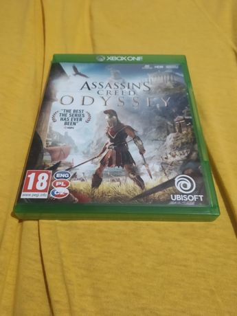 Gra Assassin Creed odyssey na Xbox One S