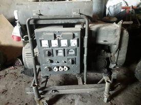 Sprzedam agregat prądotwórczy 4kw woskowy
