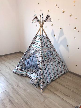 Вигвам комплект детская палатка дитяча вігвам намет шатер халабуда