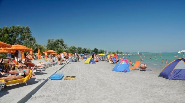 Wakacje na Węgrzech nad jeziorem Balaton