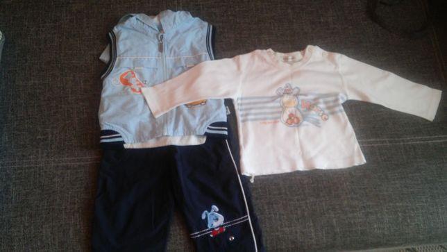 Спортивный костюм - тройка на мальчика