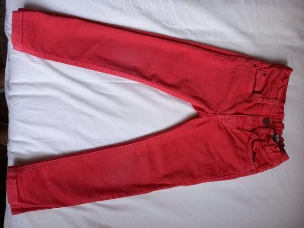 Spodnie jeansy ZARA chłopięce