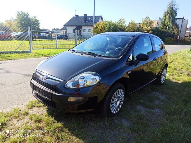 Fiat punto evo 2010 sprowadzony