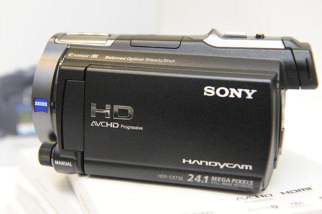 Kamera SONY HDR-CX730 E