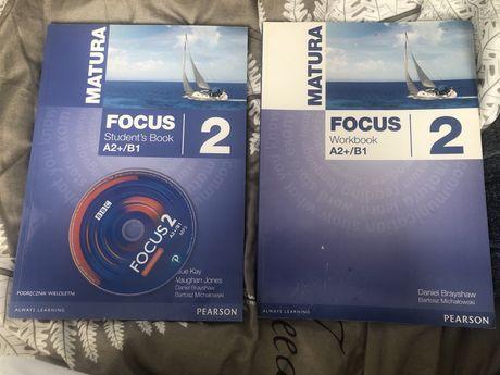 Focus 2 ćwiczenia+podręcznik