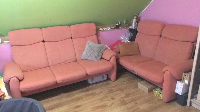 Sprzedam komplet sof