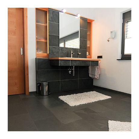 Czarny wapień - natura 80x40x1,2 podłoga, ściana