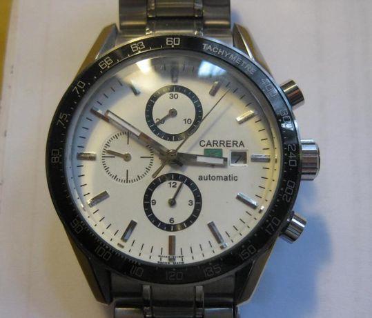 Zegarek automat Carrera sr 41 mm ciekawy